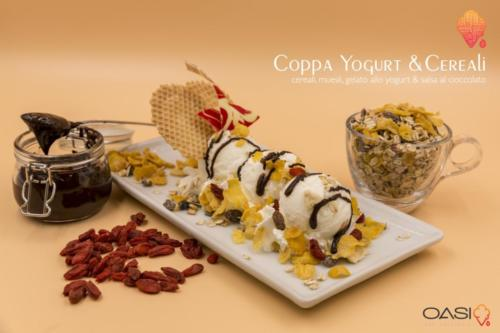 Coppa Yogurt & Cereali