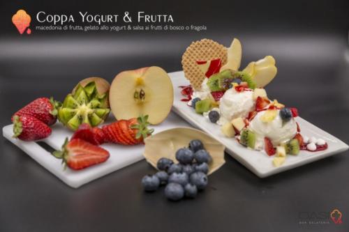 Coppa Yogurt & Frutta